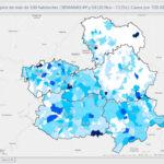 La provincia de Toledo lidera de nuevo la tasa de incidencia de COVID en la región tras el repunte de contagios