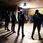Desalojan otra fiesta con 45 adultos y un grupo de niños en una nave abandonada de La Peraleda, en Toledo