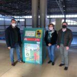 Mocejón instala contenedores inteligentes para incentivar el reciclado de envases y aceite doméstico