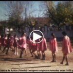 VÍDEO | Así era el reparto de leche o los bailes en el colegio Fábrica de Armas de Toledo en los años 70
