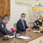 Sellan el convenio de 11 millones para mejorar el saneamiento y depuración de Quintanar de la Orden