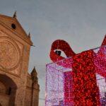 Talavera de la Reina da la bienvenida a la Navidad con el encendido de la iluminación artística