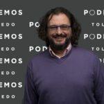 Pedro Labrado, elegido como portavoz de Podemos Toledo con el 85% de los votos