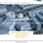 El nuevo Hospital Universitario de Toledo estrena su propia página web