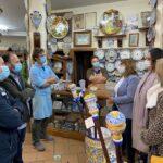 La cerámica de Talavera de la Reina y El Puente del Arzobispo se promocionará en una página web