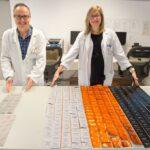 Más de 30 hospitales se suman al proyecto de Parapléjicos que disminuye los residuos contaminantes en los servicios de Farmacia