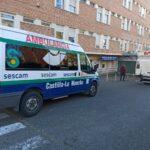 Sigue bajando el número de hospitalizados por COVID en Toledo, que registra la mitad de las muertes de la región