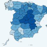 Toledo, con un 15,4%, entre las provincias con mayor porcentaje de población que ha pasado la COVID-19