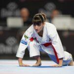La karateca Sandra Sánchez, hija adoptiva del municipio de La Estrella