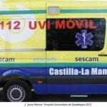 Tres jóvenes, atendidos por inhalar humo al incendiarse una chimenea en El Real de San Vicente