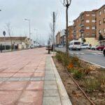 """Santa Bárbara, un barrio """"de primera"""" con una nueva fase del bulevar o la construcción de viviendas frente a las vías del tren"""
