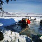 El centro toledano 'Hogar 2000' recupera la normalidad tras casi una semana aislado por las nevadas