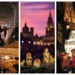 GALERÍA | Más de cien clics de una Navidad en Toledo marcada por la pandemia