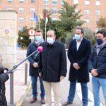 """El PP y Ciudadanos hacen oposición desde el """"colapsado"""" Hospital de Toledo insistiendo en el traslado de pacientes al nuevo centro"""