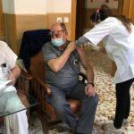La vacunación contra la COVID, una prioridad en la región a pesar del temporal: ya se han puesto la mitad de las dosis recibidas
