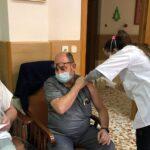Todas las personas mayores de Castilla-La Mancha recibirán la tercera dosis de la vacuna contra la COVID-19