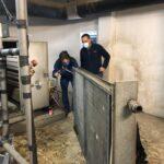 El sistema de calefacción del Hospital Virgen de la Salud de Toledo, averiado en plena ola de frío