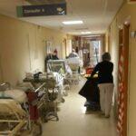 """CSIF denuncia """"nuevo colapso"""" en el Virgen de la Salud de Toledo con """"58 pacientes esperando ingreso"""""""