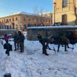 Más de 50 militares y 11 vehículos del Ejército de Tierra actuarán en los municipios más afectados de Toledo