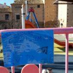 """""""Los pocos columpios que tengo no me los quites"""": piden reabrir los parques infantiles en Toledo"""