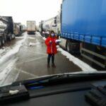 """Ciudadanía e instituciones, unidos para ayudar a los camiones atrapados: """"Hemos intentado hacer lo que hemos podido"""""""
