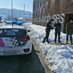 El Ayuntamiento de Toledo, la Policía Local y Cáritas, organizados para proteger a las personas sin hogar