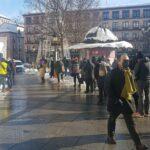 El Ayuntamiento de Toledo habilita 13 puntos de reparto de sal