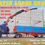 Denuncian el robo de un camión en Bolaños de Calatrava (Ciudad Real) y piden ayuda ciudadana para localizarlo