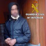 Dos detenidos por robar a un taxista e intentarlo después en una vivienda de Mora