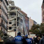 Uno de los fallecidos en la explosión de un edificio de Madrid era un albañil de 45 años natural de La Puebla de Almoradiel