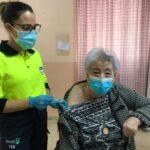 Más de 800 personas serán vacunadas contra el coronavirus en la residencia San José, entre trabajadores y usuarios