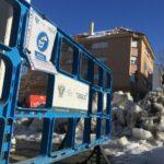 Corte del suministro de agua en todas las calles del barrio de Azucaica