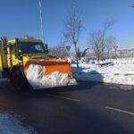Previsión de lluvias en la resaca de 'Filomena': piden acelerar la retirada de nieve y hielo ante posibles inundaciones