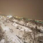Toledo capital, epicentro de una nevada histórica que dejó entre 30 y 40 centímetros de nieve en su segundo día