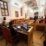 El Ayuntamiento de Toledo aprueba el mayor presupuesto de su historia con el apoyo de IU Podemos y el edil no adscrito