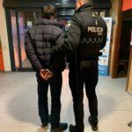 Detenido un hombre por abuso sexual al abordar a una chica en el Casco Histórico de Toledo