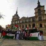 El Ayuntamiento de Toledo apoya las diferentes iniciativas que promueve la Asociación de Amigos del Pueblo Saharaui