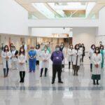 El nuevo Hospital de Toledo cuenta ya también con el Servicio de Dermatología