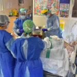 Toledo registra casi un 40% menos de contagios este fin de semana pero suma 39 muertes y 10 hospitalizados más por COVID