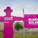Los 'Huertos Solidarios' de la Fundación Soliss reanudan la producción de alimentos