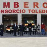 El nuevo Parque de Bomberos de Orgaz dará cobertura a 22 pueblos de la provincia de Toledo en menos de media hora