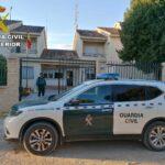 Detienen en El Toboso a un hombre que quebrantó una orden de alejamiento y agredió a su pareja