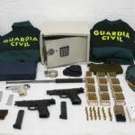 Asaltan el puesto de Guardia Civil de Villafranca de los Caballeros y sustraen armas y uniformes oficiales