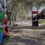 Talavera reabre los parques y las zonas infantiles tras la relajación de medidas por la COVID