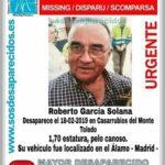Se cumplen dos años de la desaparición de Roberto García en Casarrubios y la Guardia Civil sigue investigando