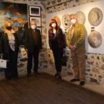 'En el cielo de Melque', una exposición de Moisés Rojo que aúna pintura y fotografía astronómica