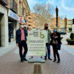 Torrijos refuerza su campaña de bonos en el comercio local