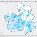 Más de la mitad de los pueblos de Toledo no registran nuevos casos de COVID pero crecen los contagios en Talavera