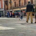 Las obras de la calle Comercio se retomarán el 6 de abril hasta la plaza del Solarejo