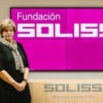 María Luisa González Bueno, nueva presidenta de la Fundación Soliss